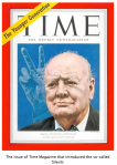 TIME Magazine 1951
