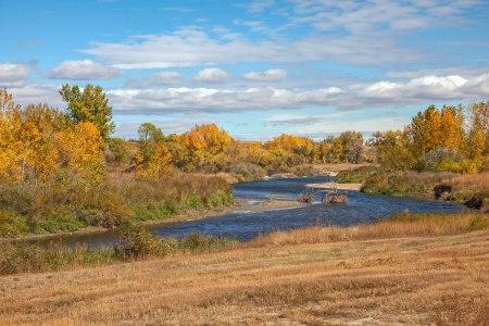 St. Vrain State Park, Weld County, Colorado. Photo by John Fielder.