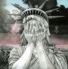Statue of Liberty Ashamed