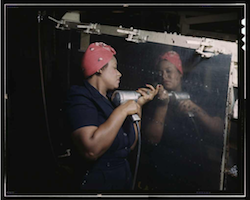 Rosie the Riveter Wasn't Always White