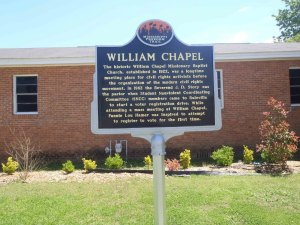 William Chapel Missionary Baptist Church