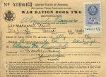 ration book coupon